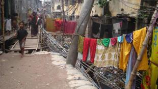 160 mil pessoas são vítimas de contaminação por cromo em Hazaribagh, na Índia.