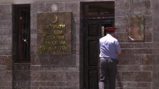 МВД Таджикистана