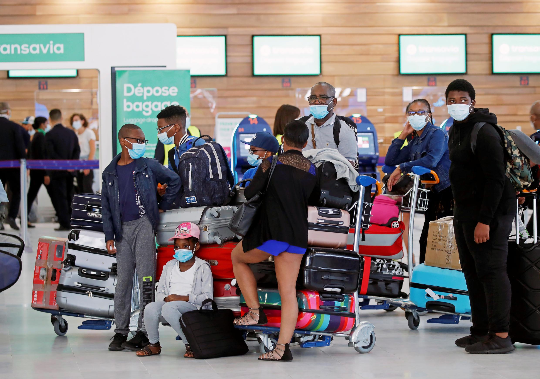 Aeroport Orly juillet 2020
