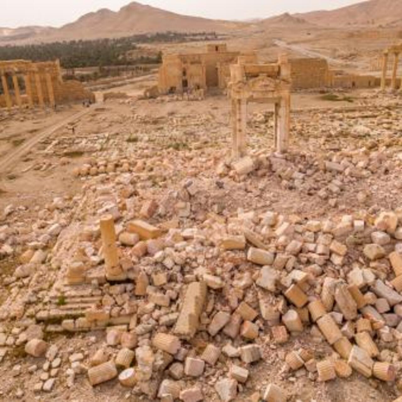 Con Imágenes 3d Renacen Los Sitios Arqueológicos Destruidos En Siria E Irak Carrusel De Las Artes