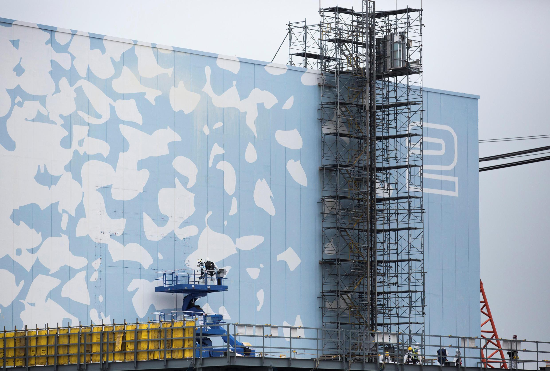 Selon Tepco, une bombe de la 2nd Guerre Mondiale a été découverte ce jeudi (10.08.2017) sur les décombres de la centrale nucléaire du Fukushima