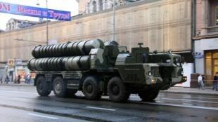 Российские зенитно-ракетные установки С-300