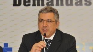 O ministro da Saúde do Brasil, Alexandre Padilha.