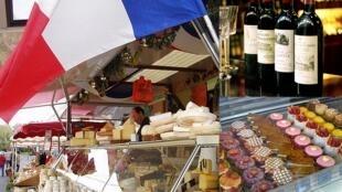 Candidatura da França para fazer da gastronomia do país um patrimônio imaterial da humanidade.