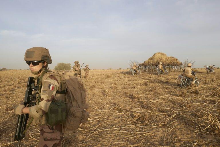 Ufaransa kupunguza wanajeshi wake katika eneo la Sahel
