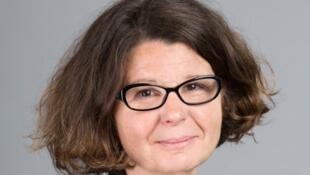 Christine Argelès, maire adjointe de Rouen.