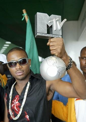 Nigerian singer D'Banj campaigns for agriculture in Africa