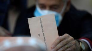 Élections régionales anticipées à Madrid