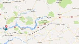 Les 13 civils tués étaient originaires de la commune de Borofaye, collée à Ziguinchor, la capitale de la Casamance.