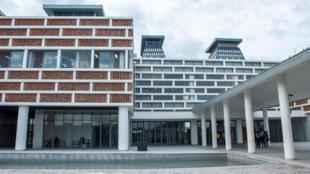 Le nouveau Musée national de République démocratique du Congo est inauguré par le président Félix Tshisekedi ce samedi 23 novembre 2019.