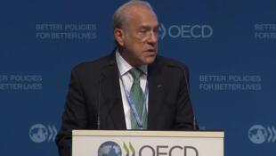 លោក Ángel Gurría អគ្គលេខាធិការអង្គការ OCDE