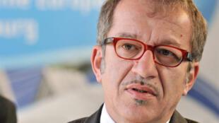 Roberto Maroni, ministre italien de l'Intérieur.
