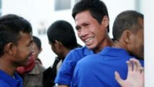 被索馬裏海盜劫持5年之久的亞洲船員獲釋