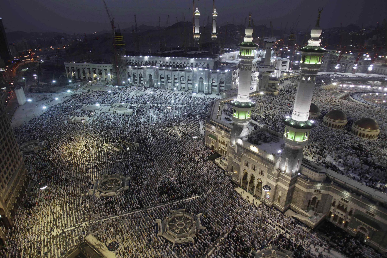 Masallacin Ka'aba a Saudiya