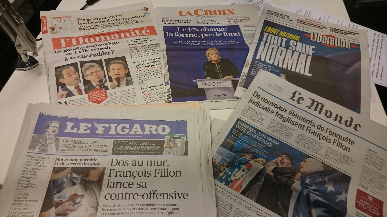 Diários franceses 06.02.2017