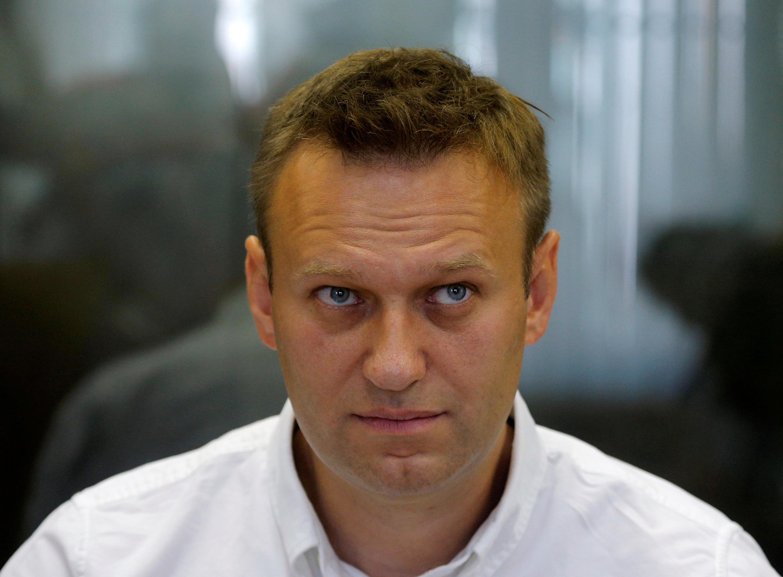 Политика Алексея Навального задержали в Москве 25 августа. На 9 сентября он запланировал проведение масштабной протестной акции. Фото из архива