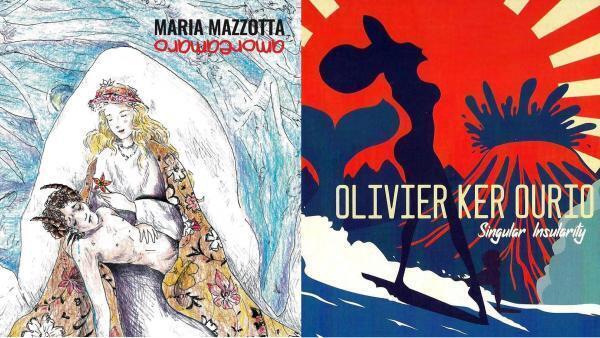 Mazzotta (GingerSounds) et Ker Ourio (Bonsaï Music).