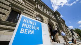 Le Musée des Beaux-Arts de Berne.