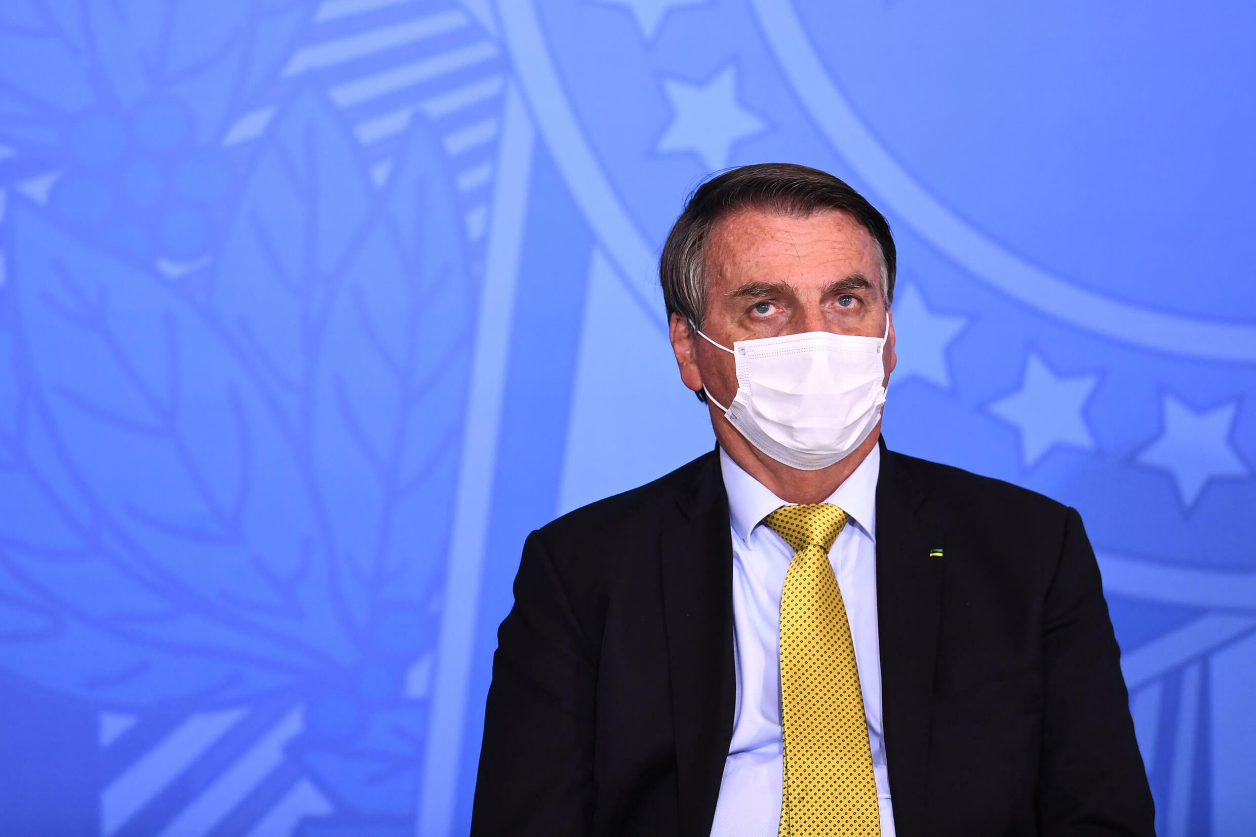 Brazilian President Jair Bolsonaro is accused of knowing about but failing to report alleged corruption in the purchase of a coronavirus vaccine