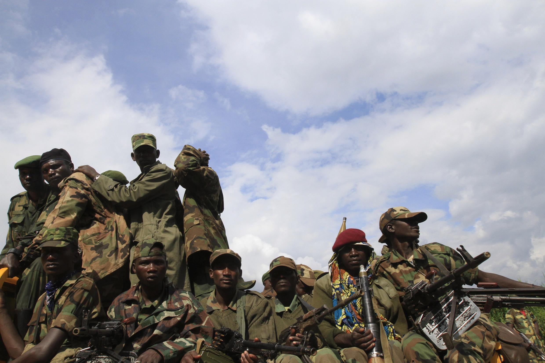 Waasi Mashariki mwa DRC