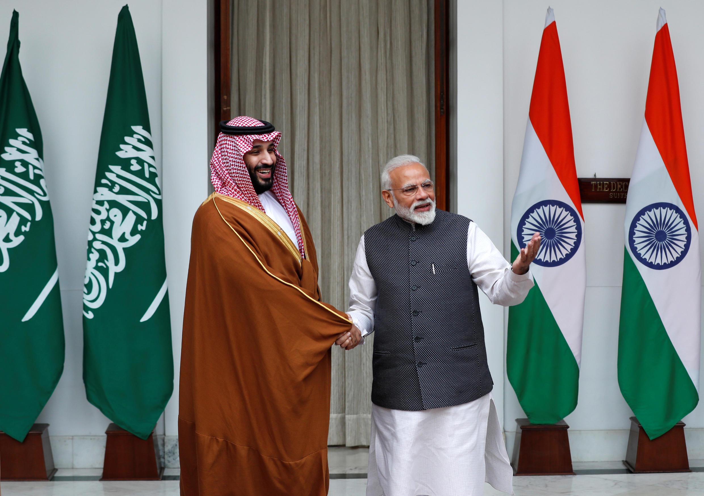 در جریان نخستین سفر رسمی محمد بن سلمان، ولیعهد عربستان سعودی به هند، بر همکاری امنیتی برای مقابله با تروریسم تاکید شد.