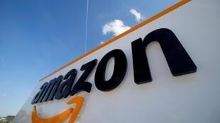Le centre logistique d'Amazon à Boves, en France, le 13 mai 2019 (illustration).