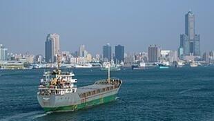 Taiwan高雄港