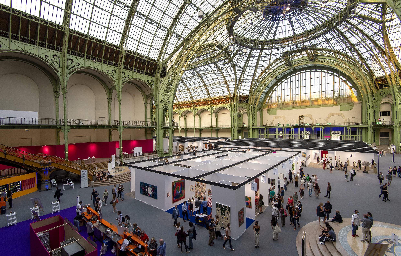 L'édition 2021 d'Art Paris s'est tenue jusqu'au 12 septembre 2021.