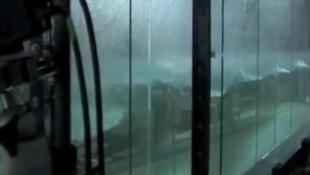 Image de Sustain, le simulateur géant de tempêtes.