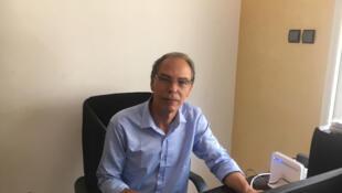 L'historien, journaliste et militant des droits de l'homme marocain Maâti Monjib.