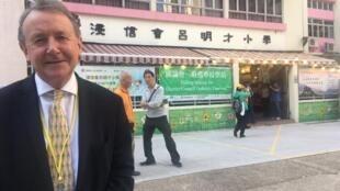 英议会跨党派小组发报告 要求制裁林郑等港府官员