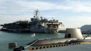 2008年2月28日美韓聯合軍事演習