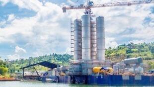La capacité de production du projet KivuWatt est de 25 MW soit un 1/6e de la capacité totale du pays.