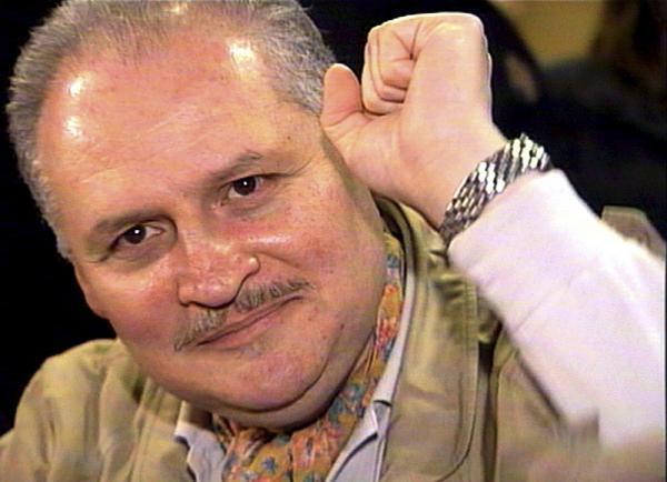 Ilich Ramirez Sanchez em 28 de novembro de 2000