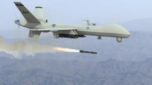 Un drone Predator de l'armée américaine.