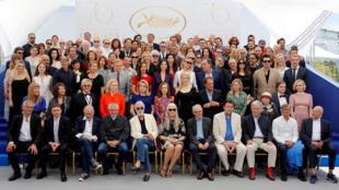 Em sete décadas de história, Cannes reuniu talentos de vários horizontes.