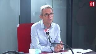Stéphane Troussel, invité de Bruno Faure.