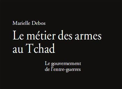 Couvverture du livre de Marielle Debos publié aux Editions Karthala.