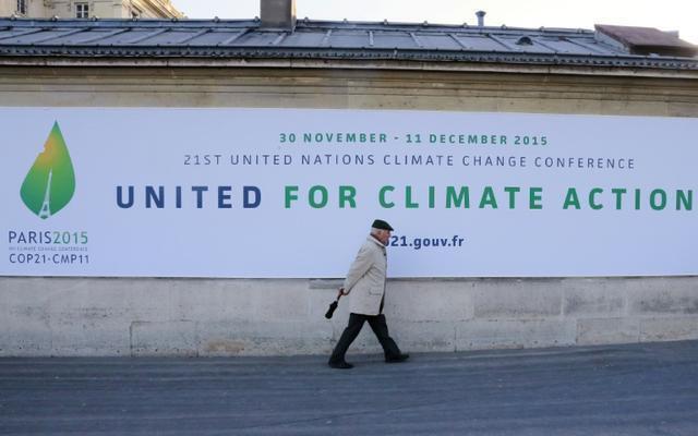 """UE anuncia meta de """"carbono zero"""" até 2100 para Conferência de Paris"""