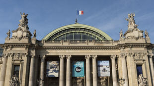 El Grand Palais de París, sede de la FIAC