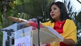 Gisela Mota, la alcaldesa mexicana de Temixco, fue asesinada este sábado 2 de enero del 2016. Acababa de asumir su cargo.