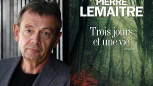 Le romancier Pierre Lemaître pour «Trois jours et une vie».