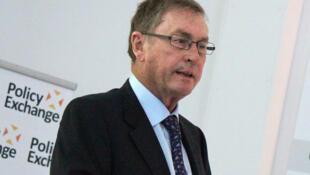Michael Ashcroft, homme d'affaires et politicien.