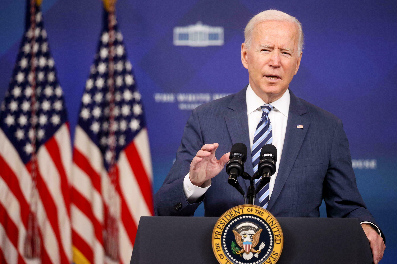 Joe Biden - États-Unis