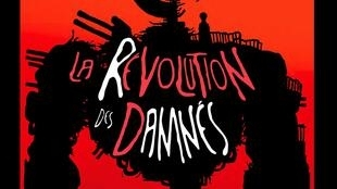 Mélody Cisinski publie le tome 1 de la Révolution des damnés paru aux éditions Robinson