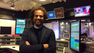 Saulo Neiva, professor de literatura da Universidade de Clermont Ferrand