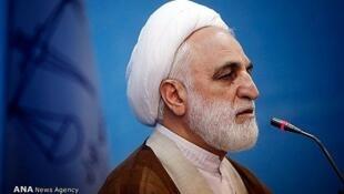 محسنی اژهای، معاون اول قوه قضائیه جمهوری اسلامی ایران