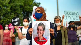 HDP lawmaker Leyla Guven gained international attention by launching a 200-day hunger strike in 2018