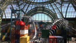 巴黎大皇宮圓形玻璃屋頂