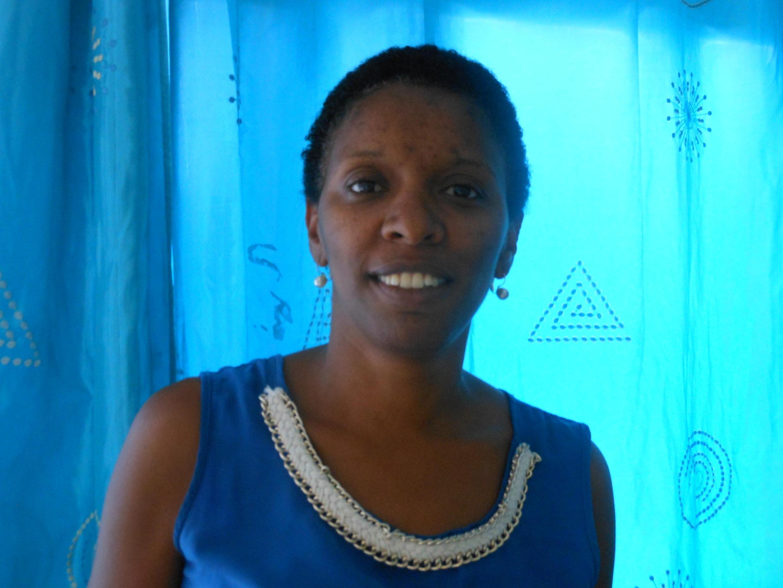 Carla Lima, presidente da AJOC
